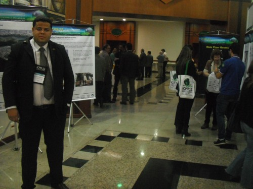 Relatório Fotográfico   - ICPR 22 - 22nd International Congress of production Research