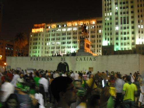 Protestos Rios - Junho 2013